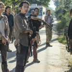 Sci-Fi Party Line #215 Walking Dead – Shower and Shave!