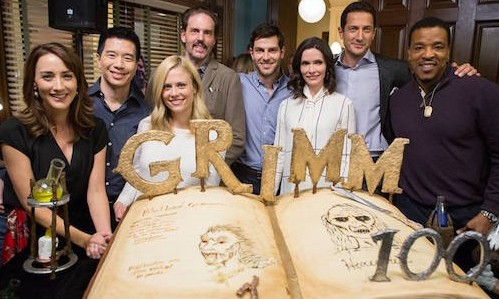 Series Finale of Grimm - 100th Episode