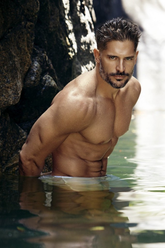 Joe-Manganiello-Shirtless