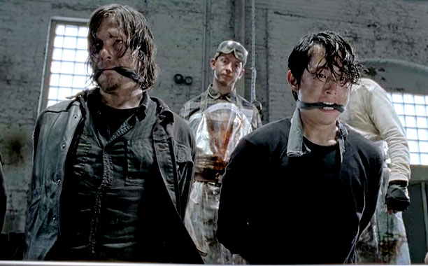 Comic-Con Trailer: The Walking Dead: Season 5 (Screengrab)