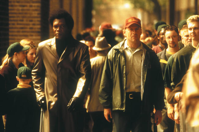 Unbreakable © Touchstone Pictures