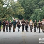 Sci-Fi Party Line #230 Walking Dead Season 6 Midseason Finale