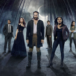 Sci-Fi Party Line #207 Sleepy Hollow Halloween Episode