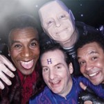 Sci-Fi Party Line #17 Red Dwarf with Terry