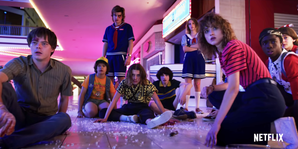 Sci-Fi Party Line #331 Stranger Things 3 – Sci-Fi Party Line